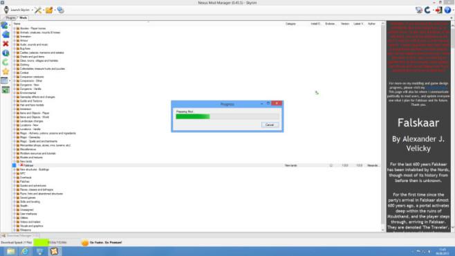 Nexus Mod Manager: Mod installieren ©DarkOne