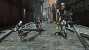 Actionspiel Dishonored: Angreifer©Bethesda Softworks