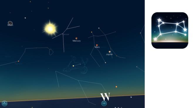Night Sky 2 ©iCandi Apps