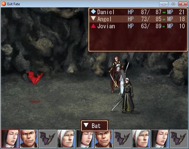 Screenshot 1 - Exit Fate