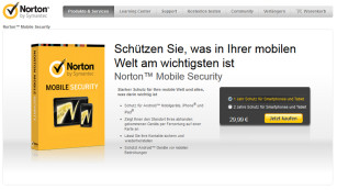 Norton Mobile Security © COMPUTER BILD