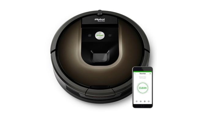 Platz 2: iRobot Roomba 980 ©iRobot