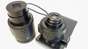 Sony DSC-QX10, Sony DSC-QX100©COMPUTER BILD