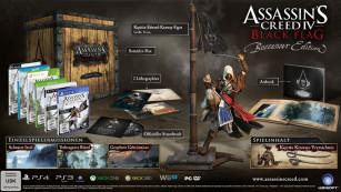 Assassin's Creed 4 – Black Flag: Buccaneer Edition©Ubisoft