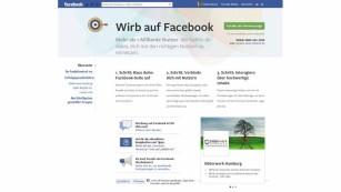 Facebook-Werbung©Facebook