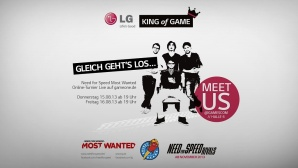 LG King of Game Competition©LG Electronics Deutschland GmbH