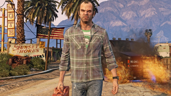 Gta michael franklin awesome entry in premium deluxe