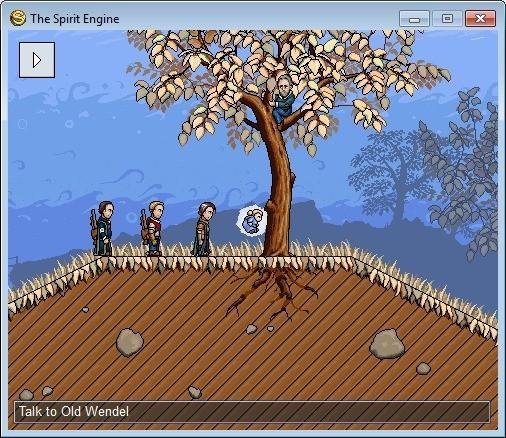 Screenshot 1 - The Spirit Engine 1
