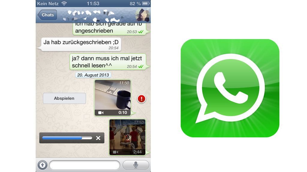 Update Für Whatsapp
