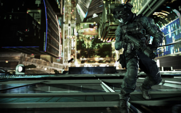 Call of Duty 4: Ghosts ©Gamesload