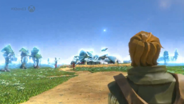Project Spark © Microsoft
