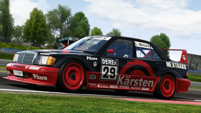 Rennspiel Project Cars © Slightly Mad Studios