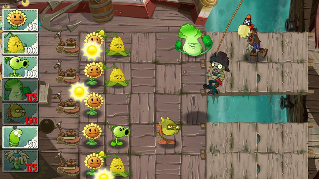 zombi gegen pflanzen 2 spiele