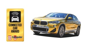 Connected Car Award 2018 © BMW, AUTO BILD, COMPUTER BILD