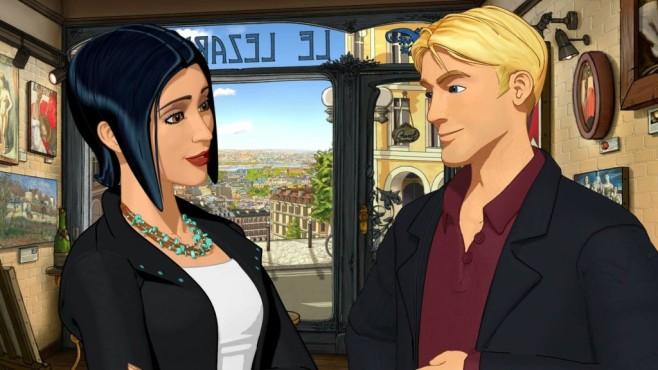 Abenteuerspiel Baphomets Fluch 5: Protagonisten©Revolution Software