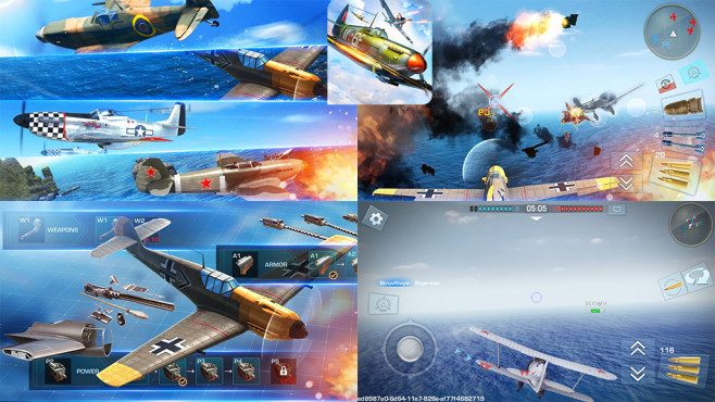 War Wings © Miniclip.com