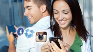Fotos online teilen©nenetus - Fotolia.com, Dropbox, Instagram, Facebook