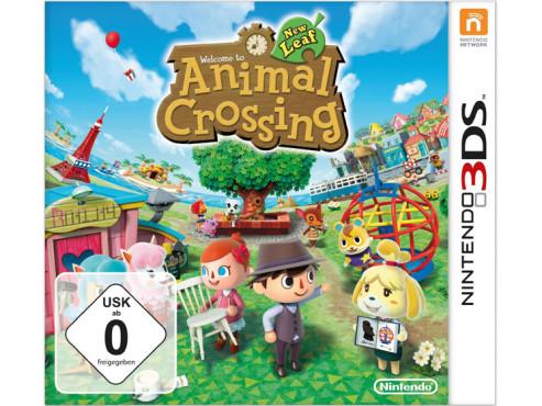 Animal Crossing – New Leaf ©Nintendo