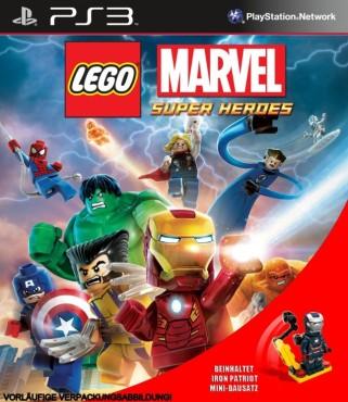 Lego Marvel Super Heroes ©Warner Interactive