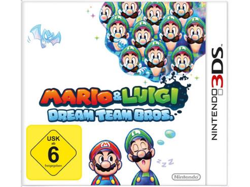Mario & Luigi: Dream Team Bros. ©Nintendo