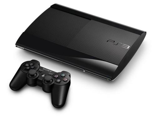 PlayStation 3 Super Slim (12 GB) ©Sony