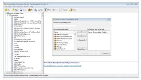Microsoft Application Compatibility Toolkit