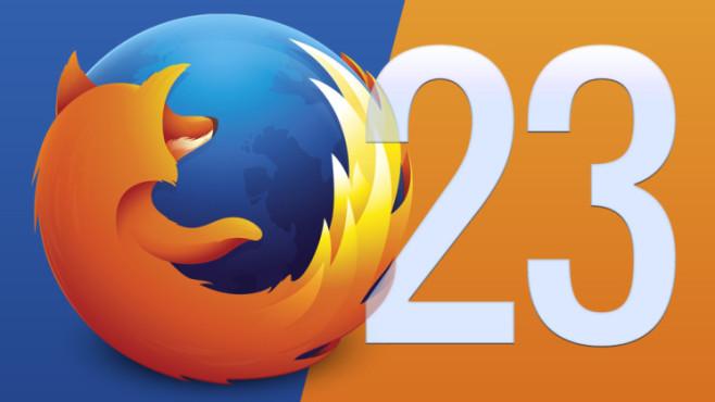 Firefox 22 ©Mozilla, COMPUTER BILD-Montage