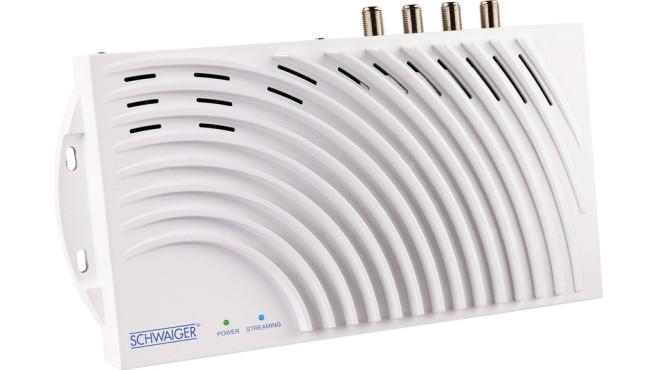 Sat-IP-Server Schwaiger MS41 IP©Schwaiger