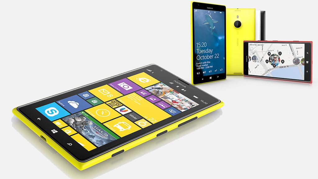 Nokia Lumia 1520©Nokia