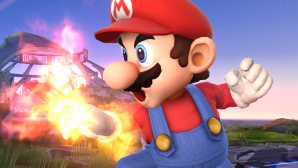 Super Smash Bros.: Mario © Nintendo