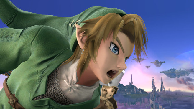 Super Smash Bros.: Link©Nintendo