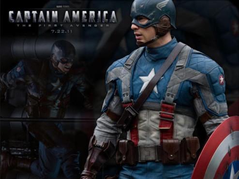 Captain America ©Marvel Comics