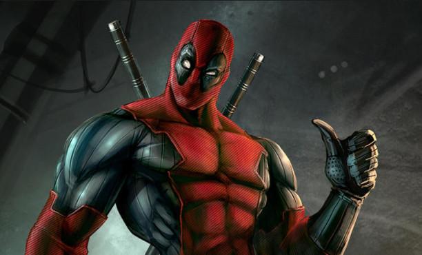 Deadpool ©Marvel Comics