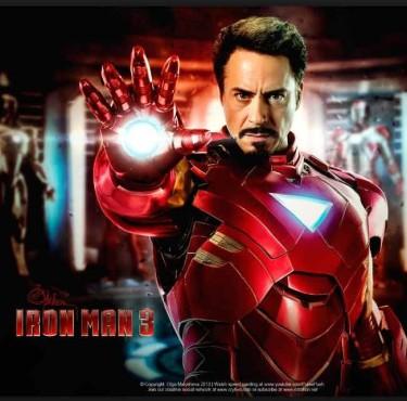 Iron Man ©Marvel Comics
