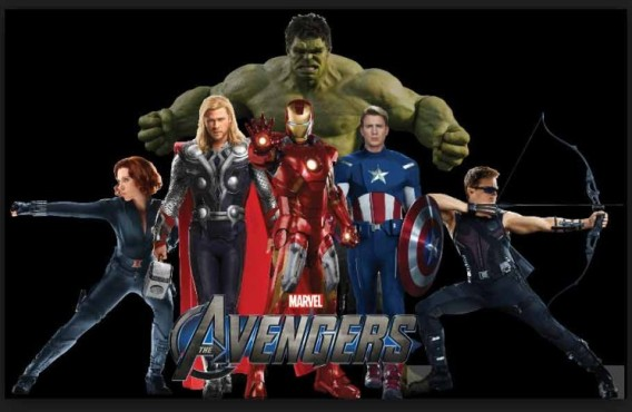 The Avengers ©Marvel Comics