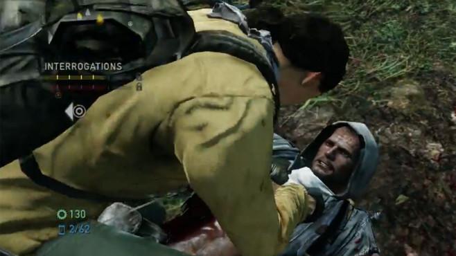 Actionspiel The Last of Us: Verhör©Sony