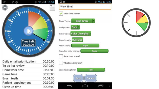 Activity Timer © LiteDroid Studios