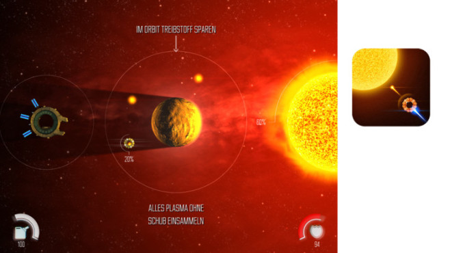 Solar Flux HD © Firebrand Games