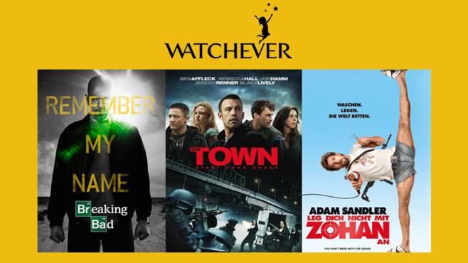 Watchever Serien