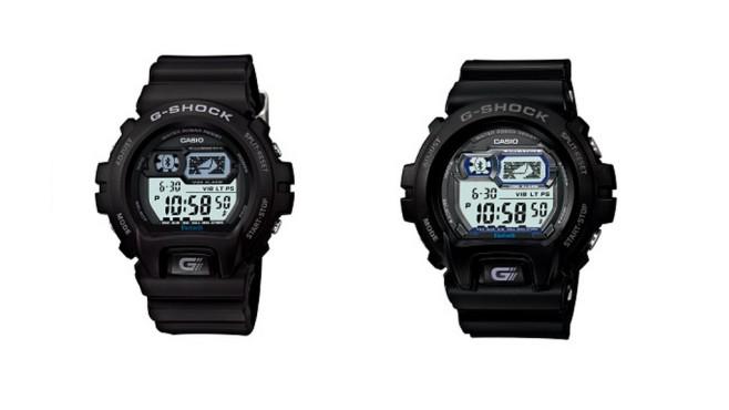 G-Shock GB-6900B und GB-X6900B©Casio Computer Co., Ltd.