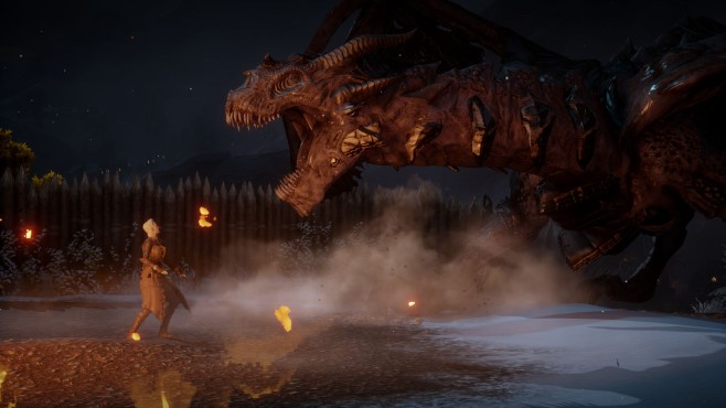 Rollenspiel Dragon Age – Inquisition: Drache © Electronic Arts