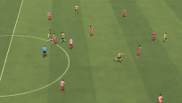 Fifa 14: Ball vorlegen © Electronic Arts