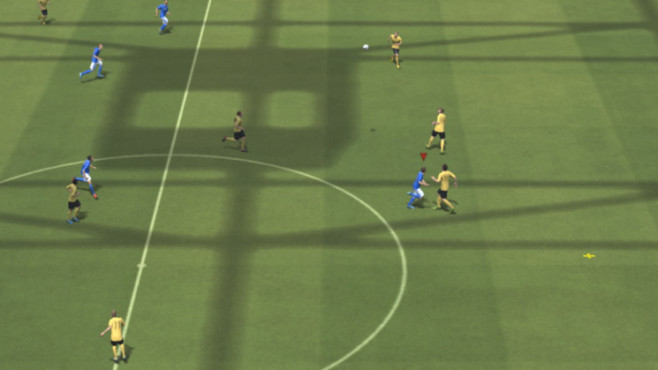 Fifa 14: Hoher Pass in den Lauf © Electronic Arts