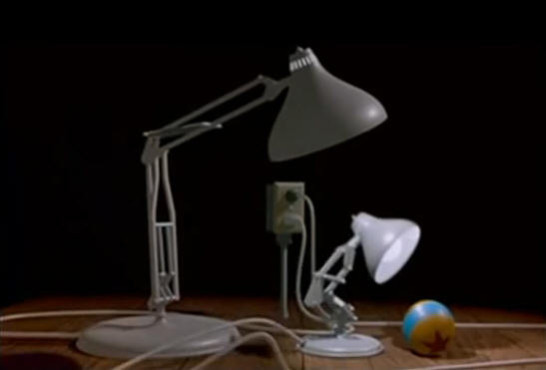 Luxo Junior © Pixar Animation Studios