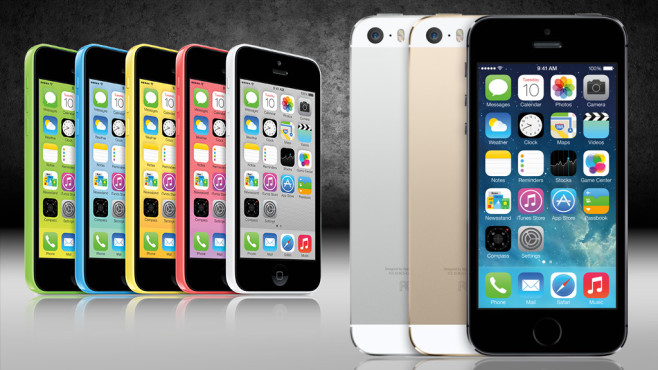 iPhone 5S und iPhone 5C © Apple, COMPUTER BILD