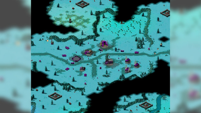 Command & Conquer: The Dawn of the Tiberium Age ©Dawn of the Tiberium Age Staff