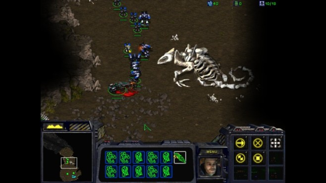 StarCraft Anthology – Kostenlose Vollversion © Blizzard