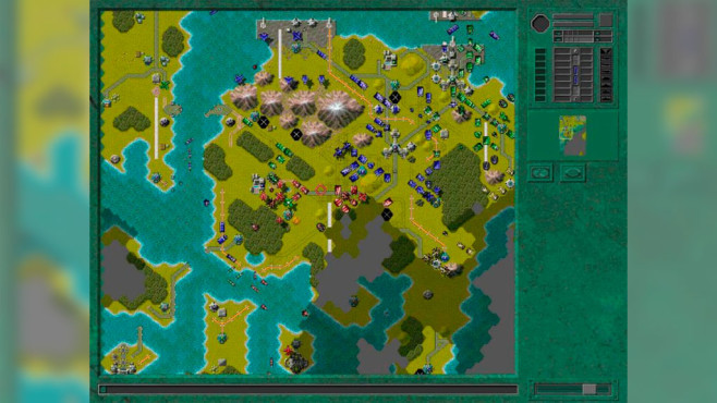 Strategiespiel Advanced Strategic Command ©ASC