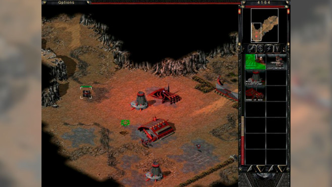 Strategiespiel Command and Conquer – Tiberian Sun © Electronic Arts