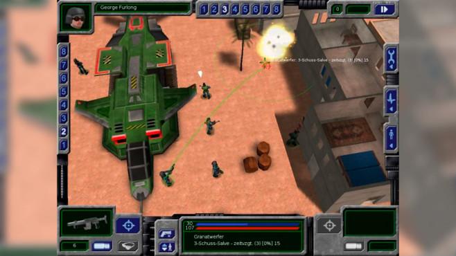 Strategiespiel UFO – Alien Invasion ©UFO: AI Team